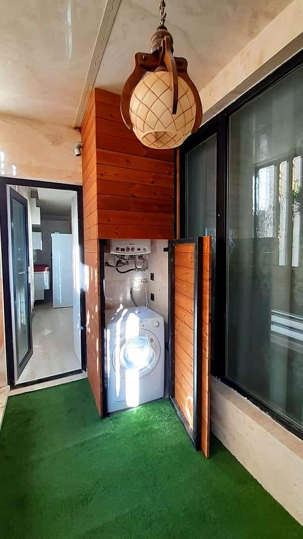 طراحی داخلی منزل با استفاده از ترموود