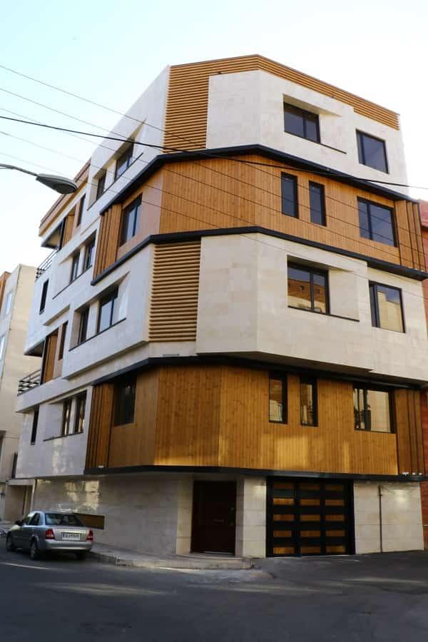 طراحی نمای ساختمان با استفاده از ترموود